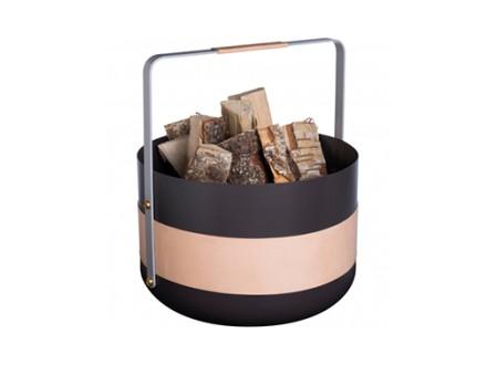Wood Basket and Tool Set Emma