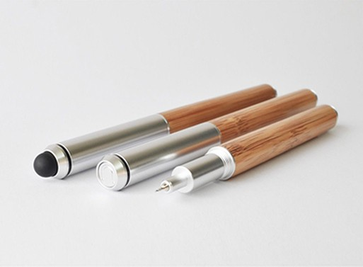 ISHUJA's Eco-Essential Pen and Pencil
