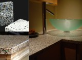 Recycled Glass Terrazzo