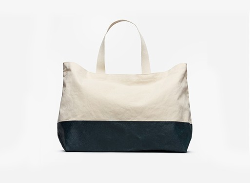 Beach Canvas Tote