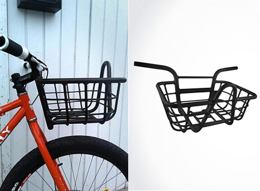 Evo Bicycle Handlebar Basket