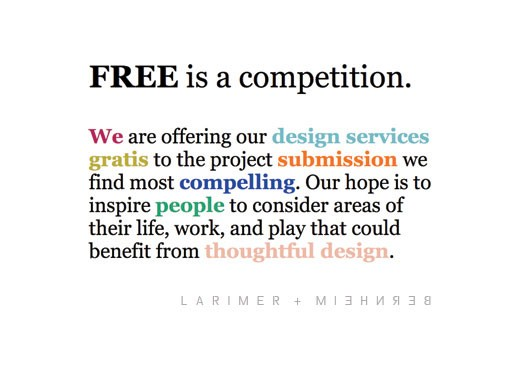 FREE competition