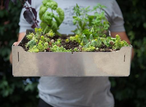 Fairmount Tile Planters