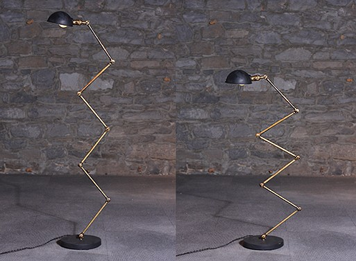 Fender Floor Lamp