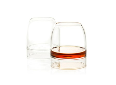 Rare Whiskey Glasses by Fferrone