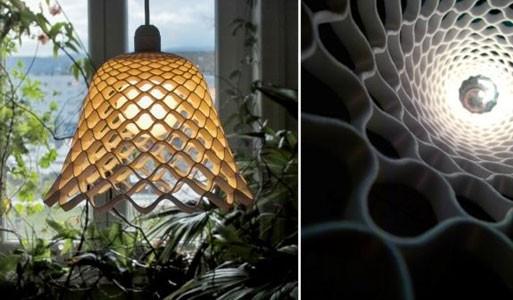 Fibonacci Lampshade