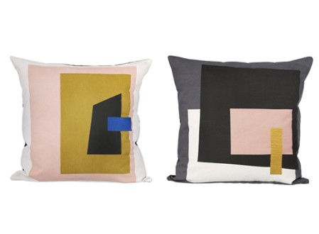 Fragment Cushions
