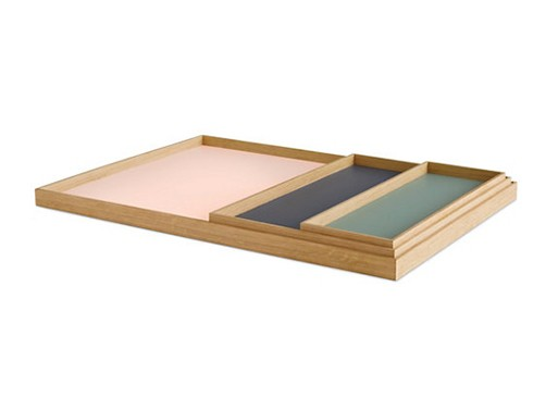 Frame Trays, Set of 3