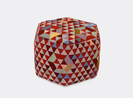 'Diamond' Poufs