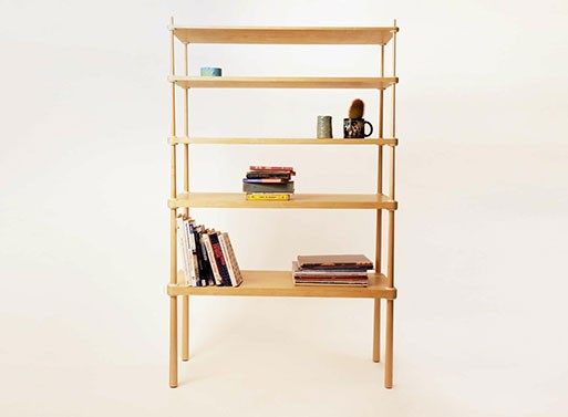 Graded Shelving Kit
