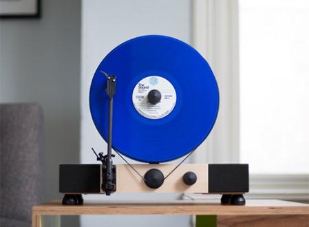 Gramovox Floating Record