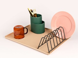 HAY Dish Drainer Tray and Rack