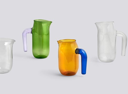 Hay Jug with Handle