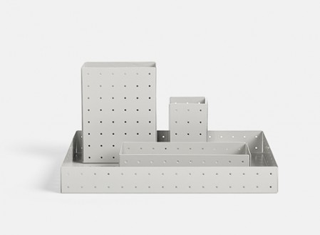 Hay Punched Organizers
