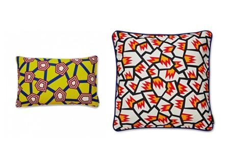 Nathalie Du Pasquier Cushions