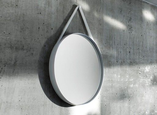 Strap Mirror from Hay