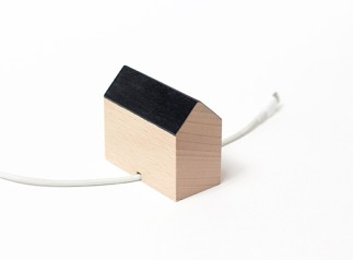 House Power Station Cable Holder