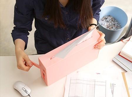 Manual Paper Shredder