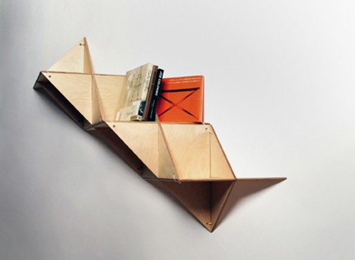 T.SHELF by J1studio