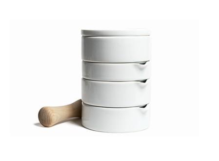 Japanese Porcelain Stacking Tools