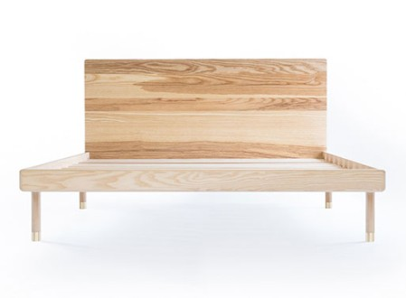 Simple Bed by Kalon Studios