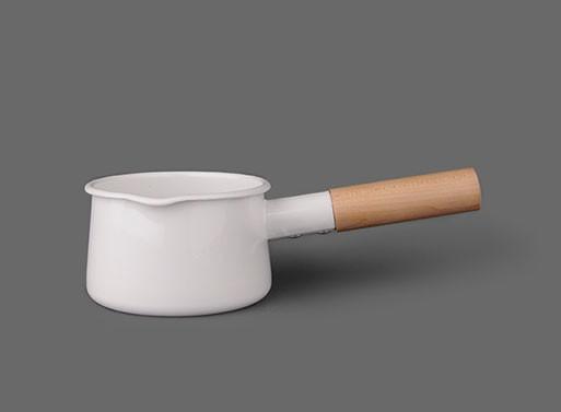 Kaico Enamel Milk Pan