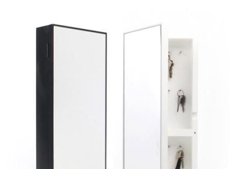 XLBoom's Keywest Mirrored Key Cabinet