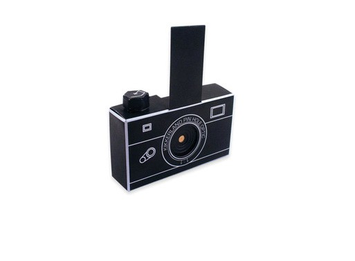 Pin-hole Solargraphy Camera