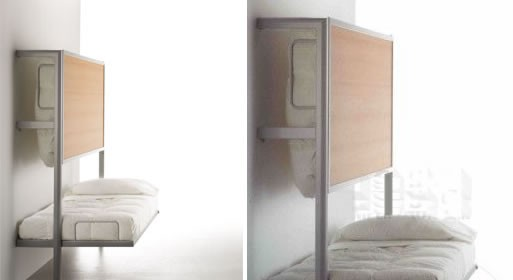 LA LITERAL wall beds by Lievore, Altherr, and Molina