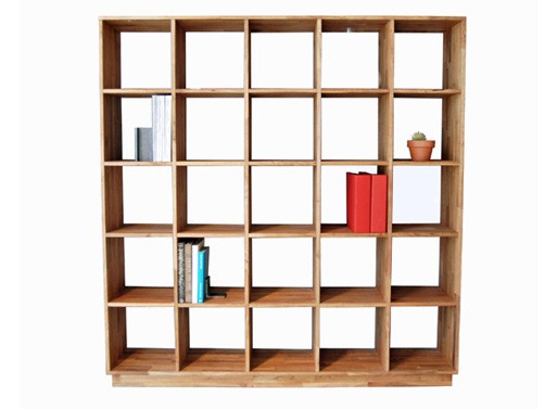 LAX Bookcase by MASHstudios