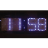 Led Digital Wall Clock Battery Operated