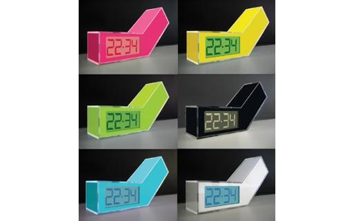 Tip Alarm Clock