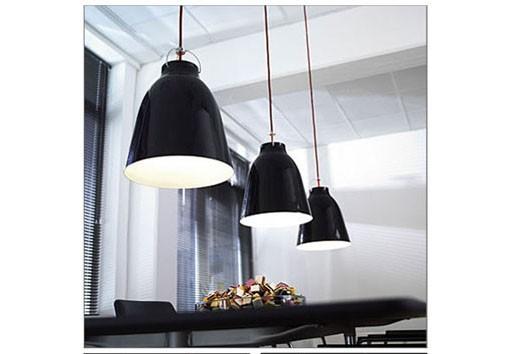 Cecilie Manz: Caravaggio P4 Pendant Lamp