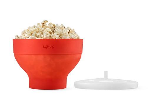 Lékué Popcorn Maker