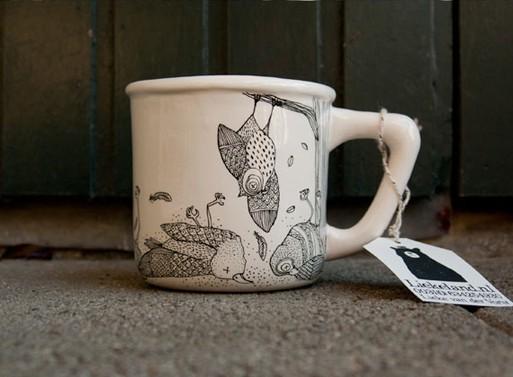 Your big tea mug