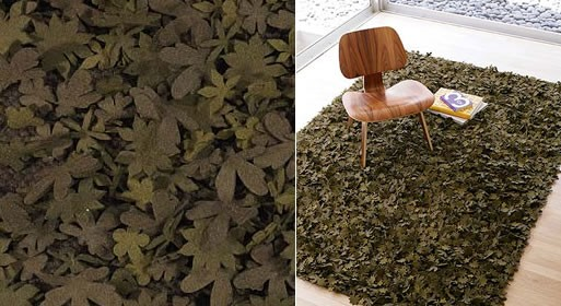 Update: Little Field of Flowers Rug by Tord Boontje for Nani Marquina on Sale