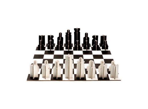 Cardboard Chess by Londji