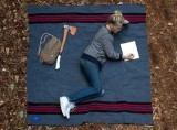 Lumberlander Camp Blanket