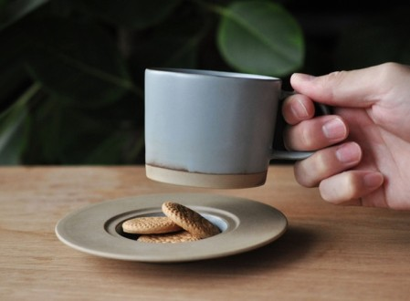 MARUHI Cup and Saucer