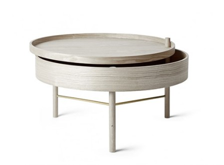 Turning Table from Menu