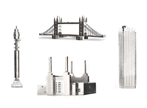 MONUmini Architectural Models
