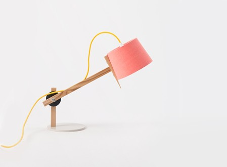 Make Your Own – Angle Lamp
