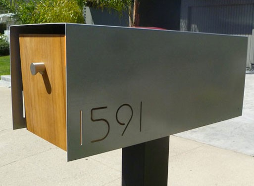 Modern Mailboxes ACCESSORIES Better Living Through Design