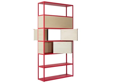 New Order Shelving System
