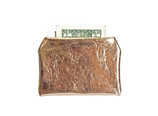 Rose Gold Colla Card Holder