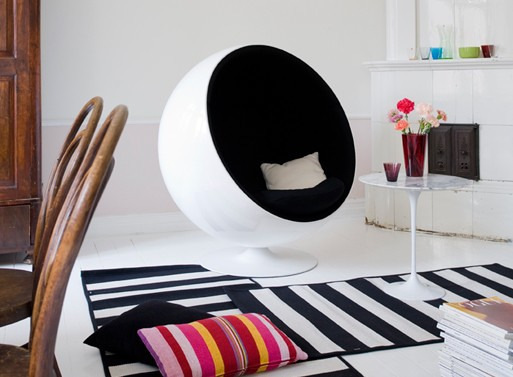 Giveaway: Authentic Eero Aarnio Ball Chair