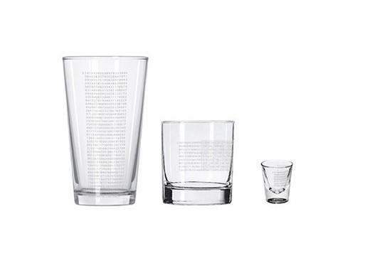 Pi Glassware