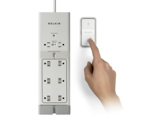 Belkin Conserve Energy Saving Surge Strip