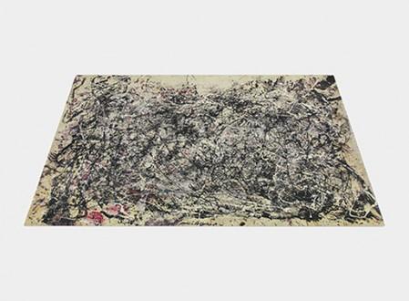 Jackson Pollock Table Textiles