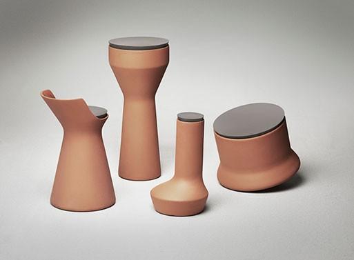 Pots by Benjamin Huberts